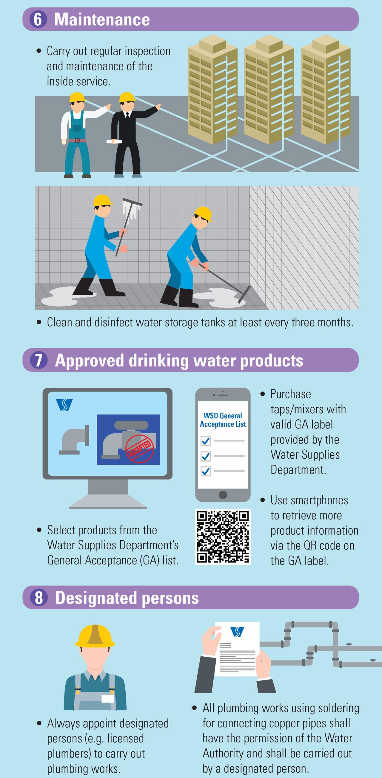 Water Use Tips -- Hong Kong Water Supplies Department