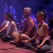 Evolution - Asia Yoga Conference 2018 at HKCEC