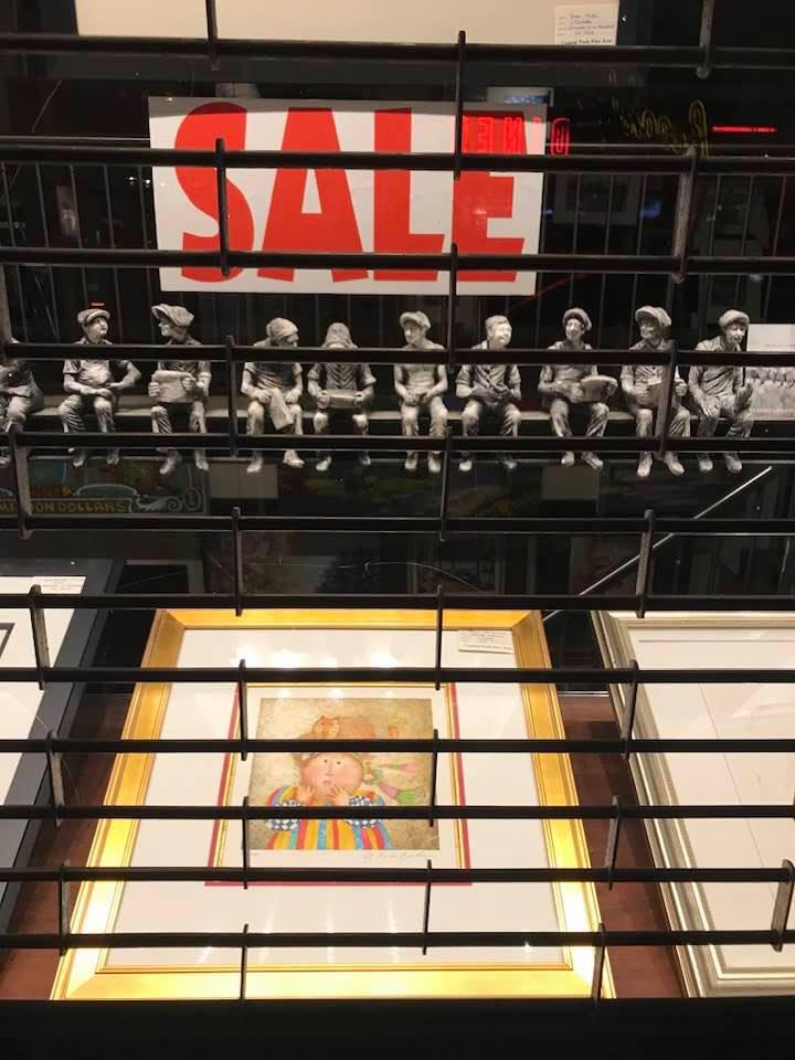 Sale by Schvietta Sethi