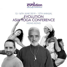 Evolution - Asia Yoga Conference