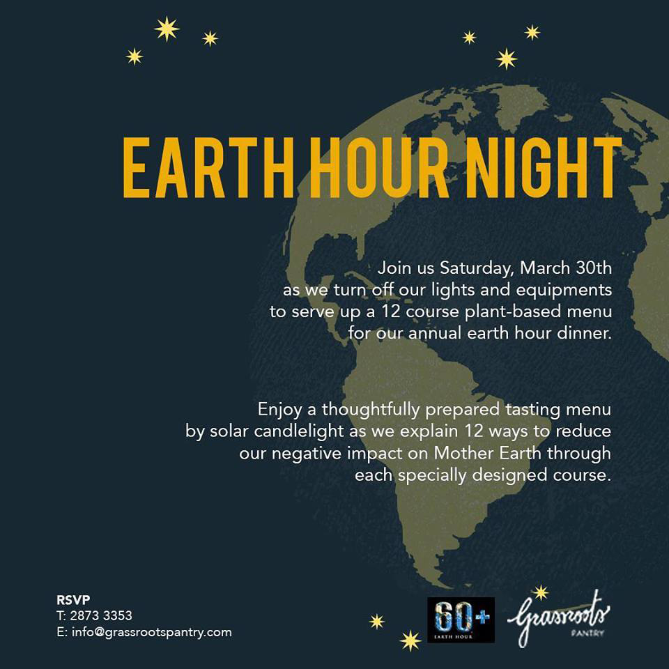 Earth Hour Night