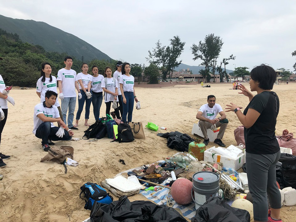 Oceans Day Cleanup