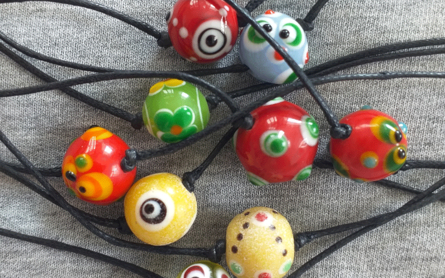 Share the love with Love Beads