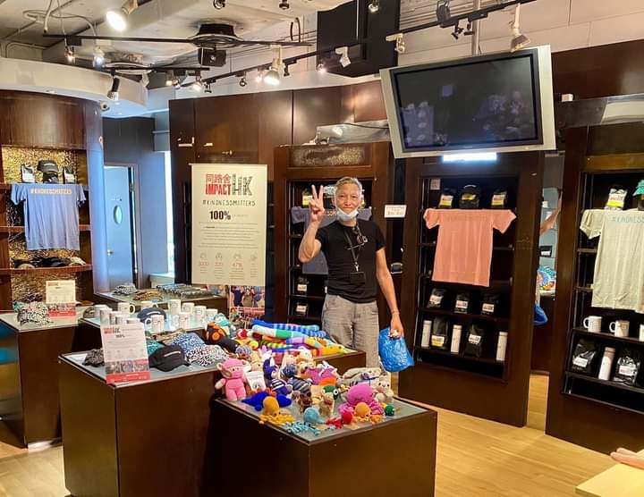 Impact HK Kindness Matters Market