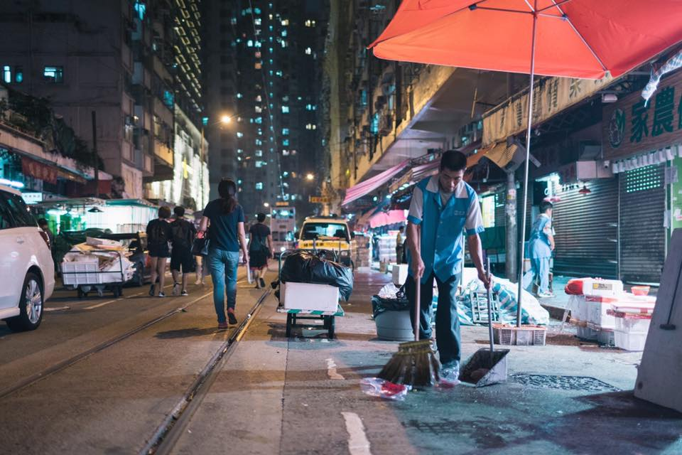 Impact HK Street Cleaner Appreciation Week